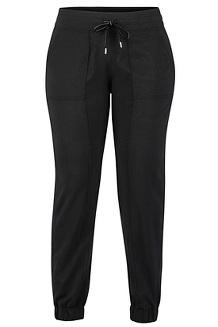 Women's Avision Jogger Pants, Black, medium