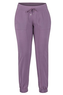 Women's Avision Jogger Pants, Vintage Violet, medium