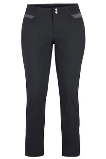 Women's Devonian Pants, Black, medium