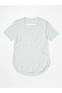 Women's Ellie SS Shirt, Hazy Afternoon, medium