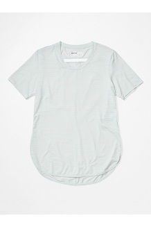 Women's Ellie SS Shirt, Hazy Afternoon, medium