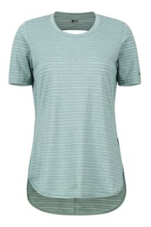 Women's Ellie SS Shirt, Pond Green, medium