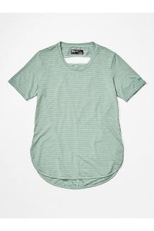 Women's Ellie SS Shirt, Deep Jungle, medium