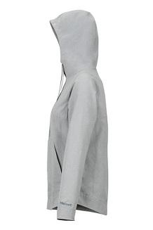 Women's Lorey Hoody, Grey Storm, medium