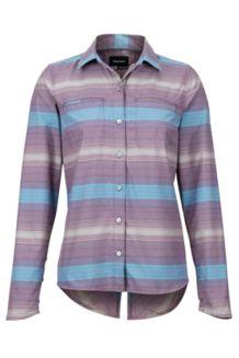 Women's Aeolian LS Shirt, Vintage Violet, medium