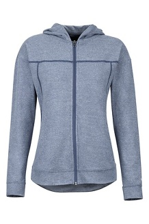 Women's Sun Point Hoody, Arctic Navy, medium