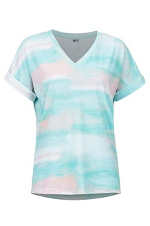 Women's Asilomar SS Shirt, Coral Pink Shale, medium