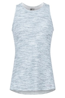 Women's Rowan Tank Top, White, medium
