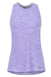 Women's Rowan Tank Top, Paisley Purple, medium