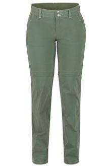 Women's Kodachrome Convertible Pants, Crocodile, medium