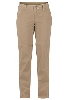 Women's Kodachrome Convertible Pants, Desert Khaki, medium