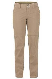 Women's Kodachrome Convertible Pants, Desert Khaki, medium
