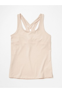 Women's Leda Tank Top, Mandarin Mist, medium