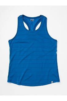 Women's Beta Tank Top, Classic Blue, medium