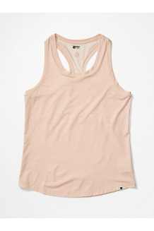 Women's Beta Tank Top, Mandarin Mist, medium