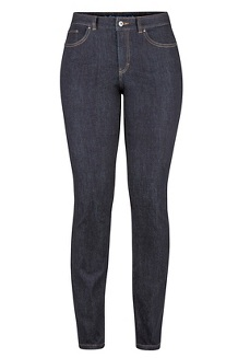 Women's Mira Jeans, Dark Indigo, medium