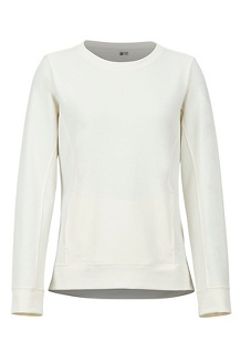Women's Laurel Long-Sleeve Shirt, Turtledove Heather, medium