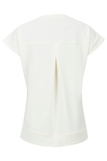 Women's Morgan Short-Sleeve T-Shirt, Turtledove Heather, medium