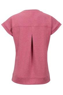 Women's Morgan Short-Sleeve T-Shirt, Dry Rose Heather, medium