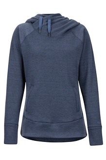 Women's Rowan Hoody, Storm Heather, medium
