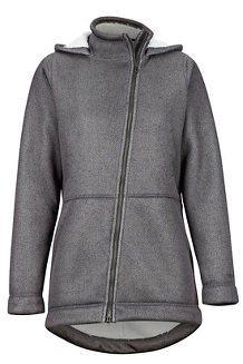 Women's Fair Haven Hoody, Slate Grey, medium