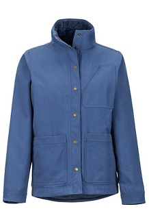 Women's Pioneer Jacket, Storm, medium