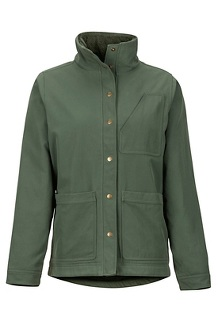 Women's Pioneer Jacket, Crocodile, medium