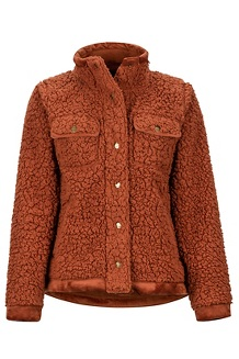 Women's Sonora Jacket, Terracotta, medium