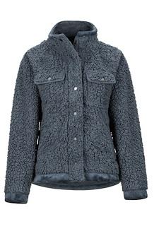 Women's Sonora Jacket, Steel Onyx, medium