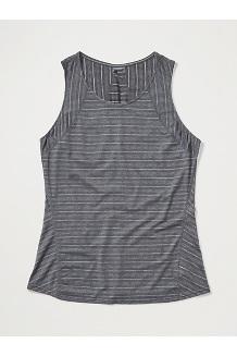 Women's Ellie Tank Top, Black, medium