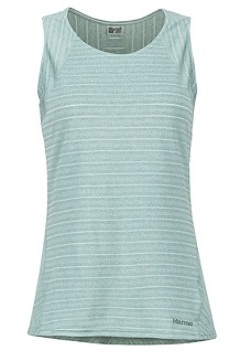 Women's Ellie Tank Top, Pond Green, medium