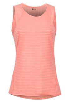 Women's Ellie Tank Top, Flamingo, medium
