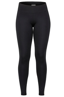 Women's Everyday Tights, Black, medium