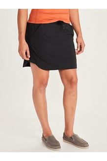 Women's Ruby Skort, Black, medium