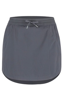 Women's Ruby Skort, Dark Steel, medium