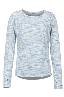 Women's Taylor Canyon Long-Sleeve Shirt, White, medium