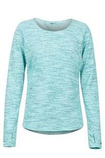 Women's Taylor Canyon Long-Sleeve Shirt, Blue Tint, medium