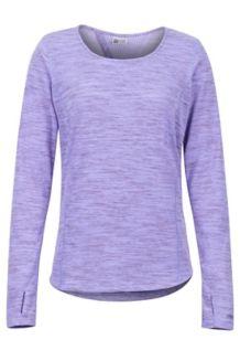Women's Taylor Canyon LS Shirt, Paisley Purple, medium