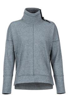 Women's Baillie Pullover, Black, medium