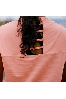 Women's Kitsilano Short-Sleeve Shirt, Crocodile, medium