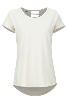 Women's Kitsilano Short-Sleeve Shirt, Turtledove, medium