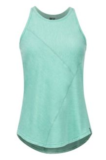 Women's Romona Tank Top, Pond Green, medium
