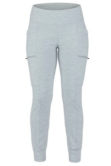 Women's Latourell Pants, Grey Storm Heather, medium