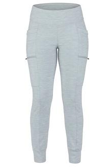 Women's Latourell Pants, Grey Storm Heather, medium