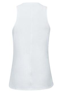 Women's Elana Tank Top, White, medium