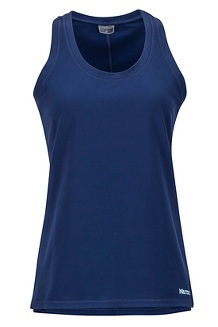 Women's Elana Tank Top, Arctic Navy, medium