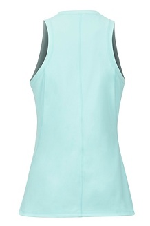 Women's Elana Tank Top, Blue Tint, medium