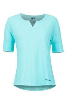 Women's Cynthia SS Shirt, Skyrise, medium