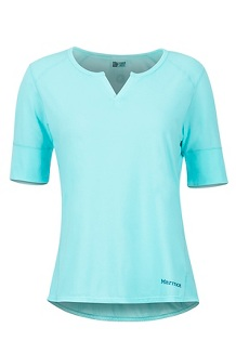 Women's Cynthia SS Shirt, Skyrise, medium
