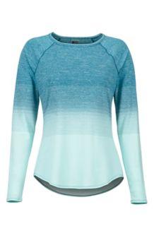 Women's Cabrillo LS Shirt, Late Night, medium